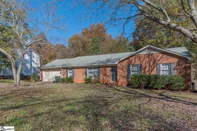 49 Cobblestone Road, Greenville, SC 29615 (#1428514) :: Modern