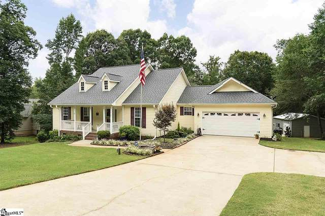 1412 Burdette Road, Gray Court, SC 29645 (#1428536) :: J. Michael Manley Team
