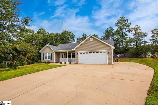 265 Jordan Springs Drive, Duncan, SC 29334 (#1428539) :: Green Arc Properties