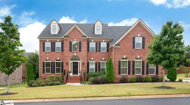100 Pawleys Drive, Simpsonville, SC 29681 (#1428542) :: Expert Real Estate Team