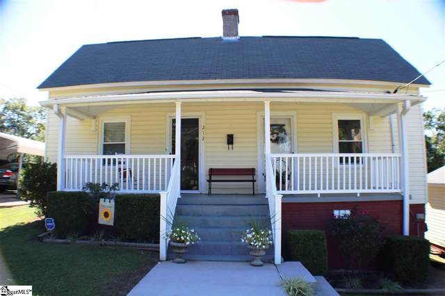 212 S 8th Street, Easley, SC 29640 (#1428552) :: Expert Real Estate Team
