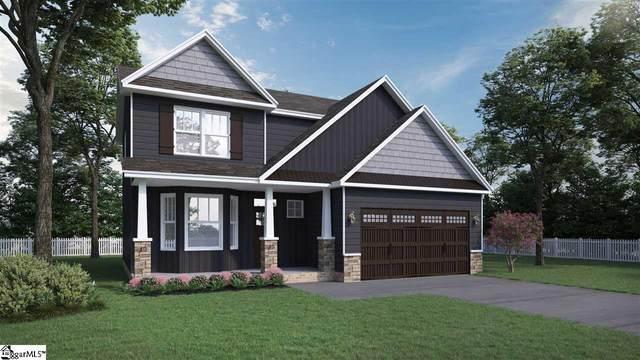 112 Wakelon Drive Lot 223, Greer, SC 29651 (#1428560) :: DeYoung & Company