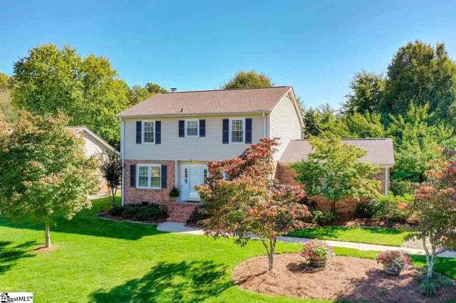 211 Hedgewood Terrace, Greer, SC 29650 (#1428581) :: The Toates Team