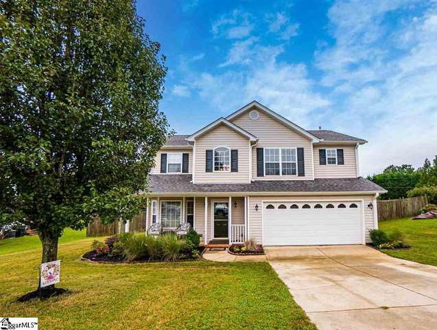 8 Corey Way, Travelers Rest, SC 29690 (#1428589) :: DeYoung & Company