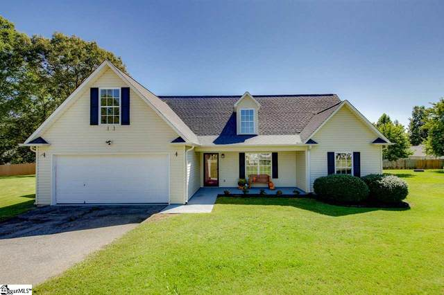 518 Princewood Court, Boiling Springs, SC 29316 (#1428595) :: Parker Group