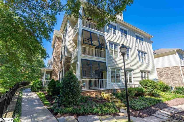 164 Ridgeland Drive Unit 201, Greenville, SC 29601 (#1428597) :: Expert Real Estate Team
