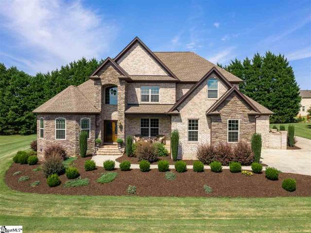 921 Wax Myrtle Court, Greer, SC 29651 (#1428634) :: Coldwell Banker Caine