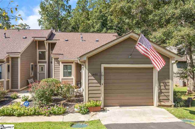 1401 Leeward Road, Anderson, SC 29625 (#1428639) :: Hamilton & Co. of Keller Williams Greenville Upstate