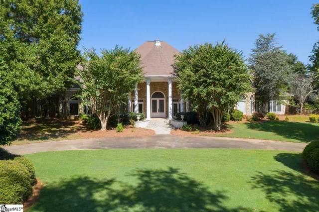 401 Hidden Hills Drive, Greenville, SC 29605 (#1428646) :: Parker Group