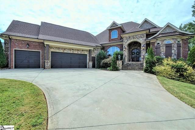 819 E Heathland Drive, Inman, SC 29349 (#1428674) :: Expert Real Estate Team
