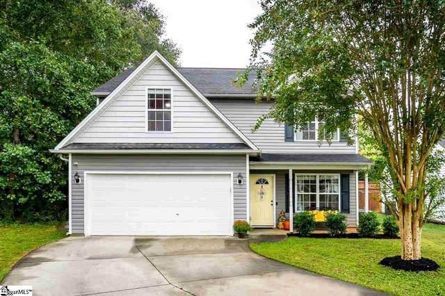 6 Red Robin Court, Simpsonville, SC 29680 (#1428733) :: Green Arc Properties