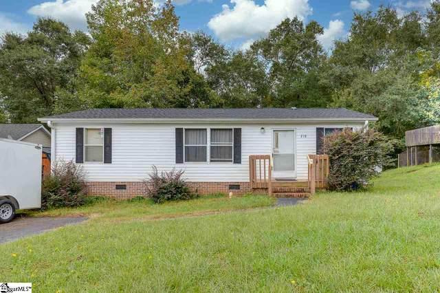 218 Creektop Court, Greenville, SC 29605 (#1428735) :: Parker Group