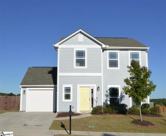 43 Altamira Way, Simpsonville, SC 29680 (#1428766) :: Parker Group