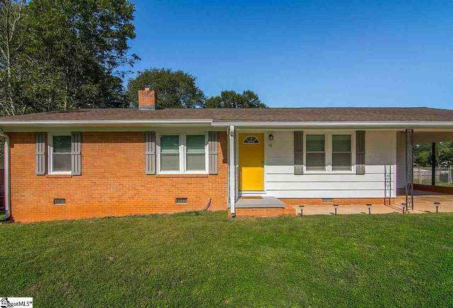 16 Wentworth Street, Greenville, SC 29605 (#1428787) :: The Toates Team