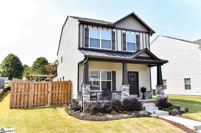44 Arnold Mill Road, Simpsonville, SC 29680 (#1428809) :: Green Arc Properties