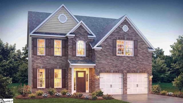 154 Pelham Glen Way Lot 29, Greer, SC 29651 (#1428850) :: Expert Real Estate Team