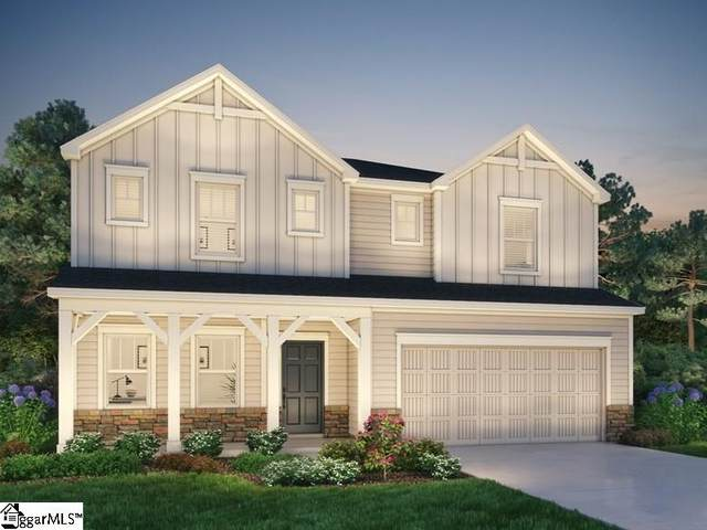 2025 Bonsell Court, Greer, SC 29651 (#1428905) :: DeYoung & Company
