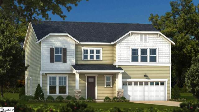 1 Townsend Avenue, Greer, SC 29651 (#1428967) :: Green Arc Properties