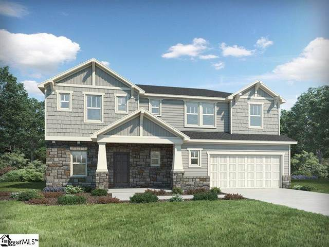 149 Redcrot Drive, Greer, SC 29651 (#1428985) :: DeYoung & Company