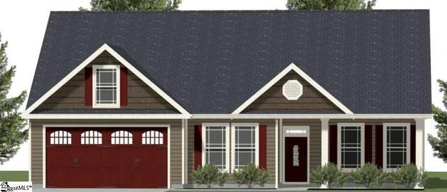 411 Grantleigh Drive Lot 35, Simpsonville, SC 29860 (#1428989) :: Coldwell Banker Caine