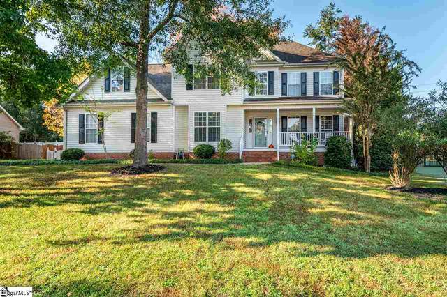 207 Hudders Creek Way, Simpsonville, SC 29680 (#1428990) :: The Toates Team