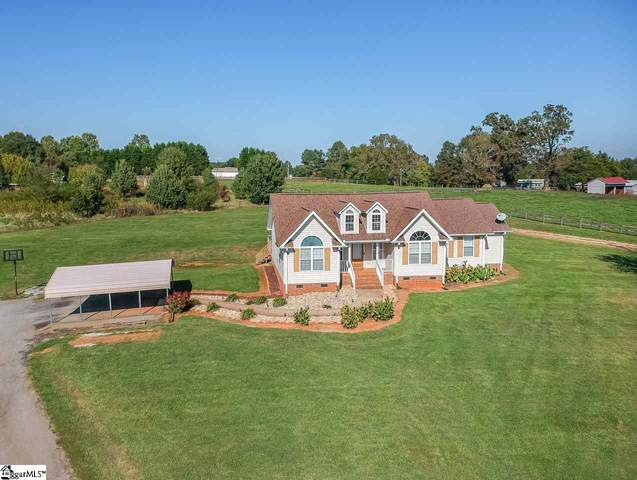 734 Stewart Gin Road, Liberty, SC 29657 (#1429023) :: The Haro Group of Keller Williams