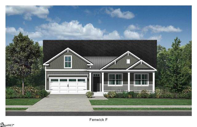 803 M Orchard Valley Lane, Boiling Springs, SC 29316 (#1429053) :: Expert Real Estate Team