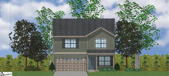 227 Celebration Avenue Home Site 25 - , Anderson, SC 29625 (#1429064) :: Green Arc Properties