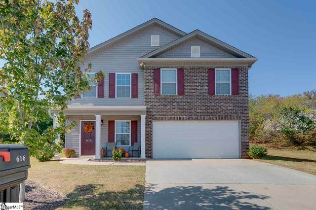 616 Chloe Faith Court, Duncan, SC 29334 (#1429077) :: The Haro Group of Keller Williams
