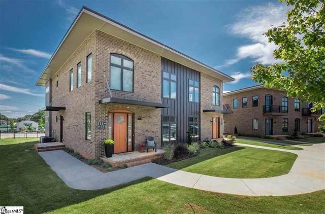 121 Sams Drive # 321, Greenville, SC 29605 (#1429116) :: Green Arc Properties