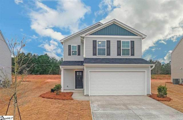 405 Reflection Drive Home Site 51 - , Anderson, SC 29625 (#1429119) :: Green Arc Properties