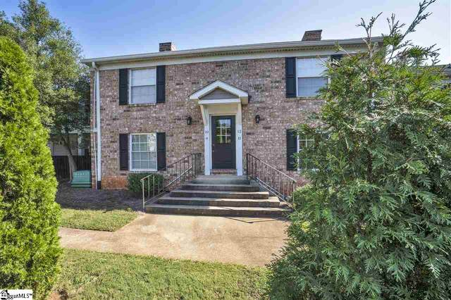 925 Cleveland Street Unit 11, Greenville, SC 29601 (#1429125) :: The Toates Team