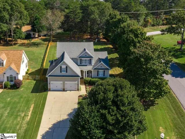 2 Cunningham Point Court, Greer, SC 29651 (#1429147) :: Hamilton & Co. of Keller Williams Greenville Upstate