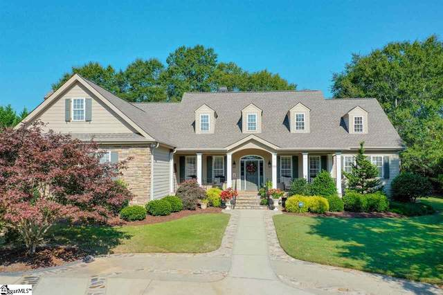 939 Wax Myrtle Court, Greer, SC 29561 (#1429170) :: DeYoung & Company