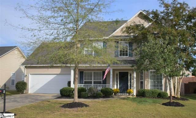 6 Green Branch Way, Simpsonville, SC 29680 (#1429176) :: Mossy Oak Properties Land and Luxury