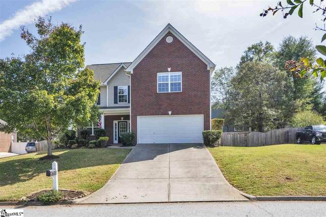 18 Yolon Way, Simpsonville, SC 29680 (#1429181) :: The Toates Team