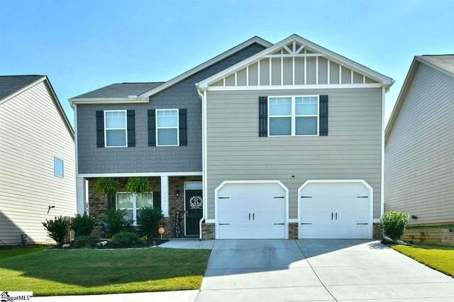 122 Elmhaven Drive, Simpsonville, SC 29681 (#1429212) :: DeYoung & Company