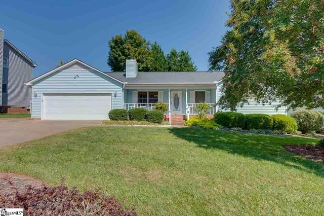 102 Patio Road, Easley, SC 29642 (#1429243) :: Green Arc Properties