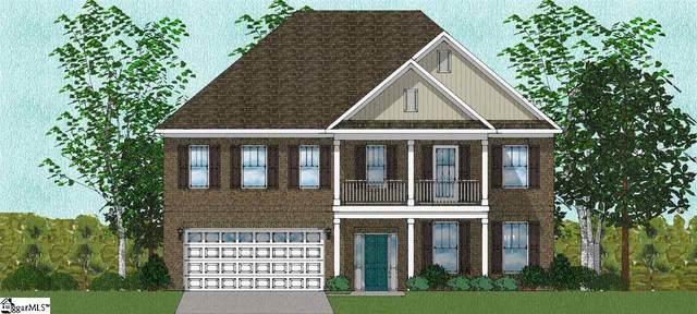 8 Logwood Drive Lot 123, Greenville, SC 29607 (#1429277) :: DeYoung & Company