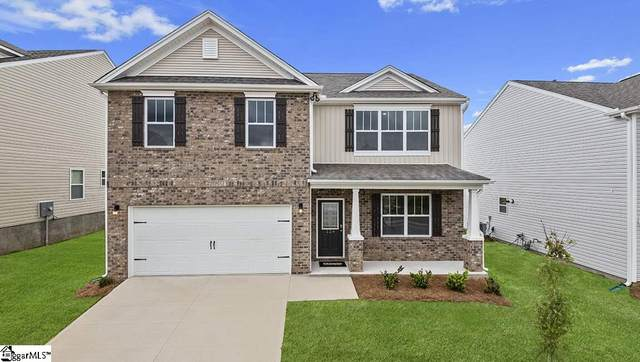 202 Yellow Fox Road, Greer, SC 29650 (#1429278) :: Coldwell Banker Caine