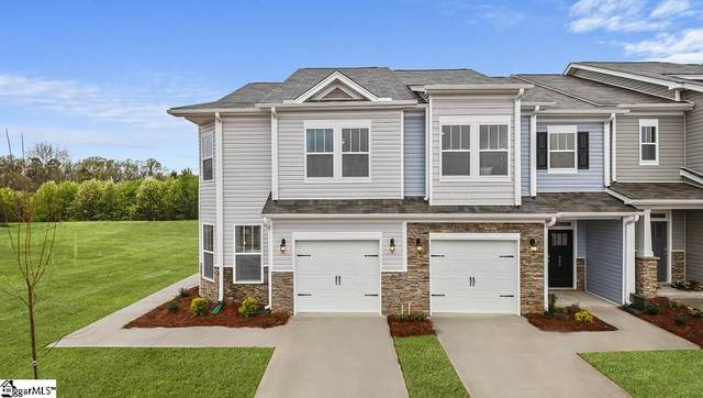 421 Yellow Fox Road, Greer, SC 29650 (#1429283) :: Coldwell Banker Caine