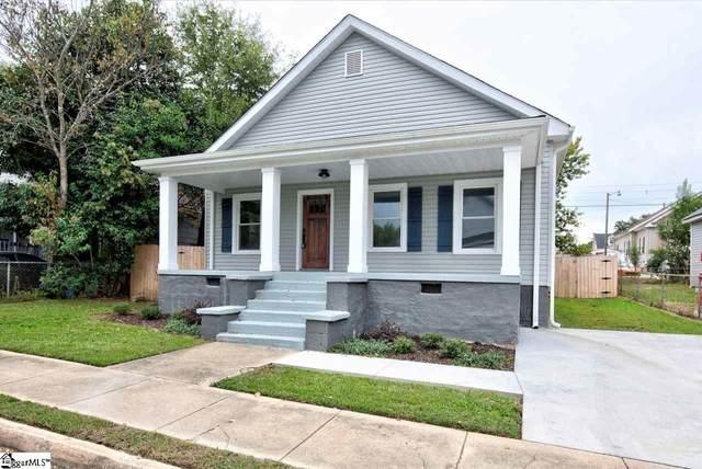 38 Seyle Street, Greenville, SC 29605 (#1429314) :: Hamilton & Co. of Keller Williams Greenville Upstate
