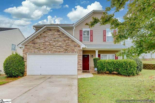416 Chartwell Drive, Greer, SC 29650 (#1429324) :: Coldwell Banker Caine