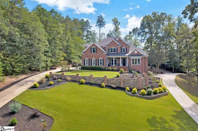 1212 Bradford Creek Lane, Taylors, SC 29687 (#1429362) :: Hamilton & Co. of Keller Williams Greenville Upstate