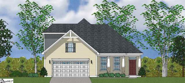 109 Nevell Drive Home Site 62 - , Easley, SC 29642 (MLS #1429366) :: Resource Realty Group