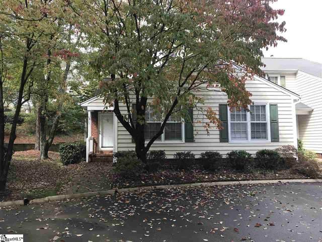 40 Wood Pointe Drive Unit  # 15, Greenville, SC 29615 (#1429406) :: Hamilton & Co. of Keller Williams Greenville Upstate