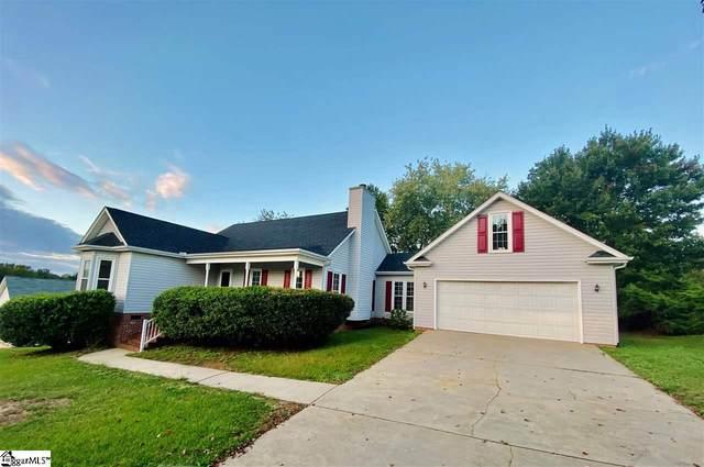 8 Arbordale Lane, Simpsonville, SC 29680 (#1429434) :: Expert Real Estate Team