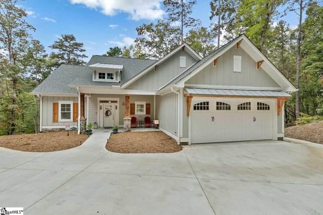 1400 Cool Ridge Drive, Seneca, SC 29672 (#1429461) :: Mossy Oak Properties Land and Luxury