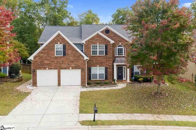256 Strasburg Drive, Simpsonville, SC 29681 (#1429471) :: Green Arc Properties