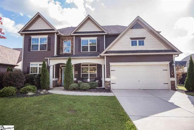 221 Red Orchid Road, Simpsonville, SC 29681 (#1429488) :: Mossy Oak Properties Land and Luxury
